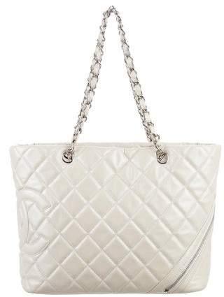 Chanel Cotton Club Tote