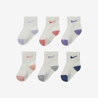 Nike Toddler Ankle Socks (6 Pairs