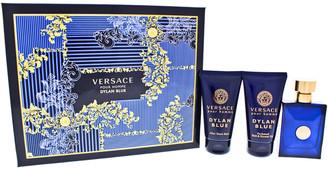 Versace Men's 3Pc Dylan Blue Fragrance Set
