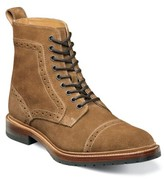 Stacy Adams Men's Madison Ii Cap Toe Lace Boot