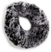 Surell Rabbit Fur Knit Headband