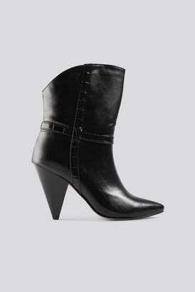 Trendyol Cone Heel Boots