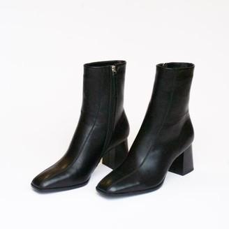Collection & Co - Roka Boot Black - 35 / Black