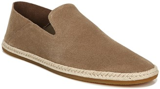 Vince Easton Espadrille Leather Slip-On Sneaker