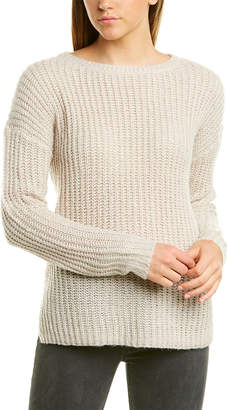 Michael Stars Dropped-Shoulder Sweater