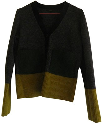 Cos Anthracite Wool Knitwear for Women