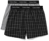 Calvin Klein Underwear - Two-pack Cotton Boxer Shorts