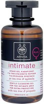 Apivita Intimate Gentle Cleansing Gel For The Intimate Area For Extra Protection with Tea Tree & Propolis