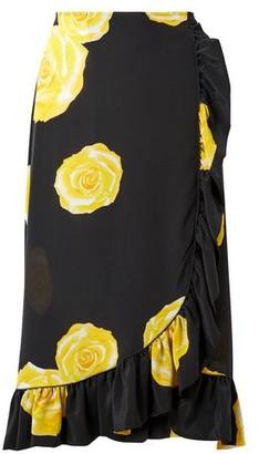 Ganni 3/4 length skirt