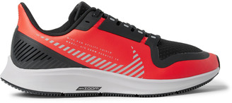 Nike Running Air Zoom Pegasus 36 Shield Rubber And Mesh Running Sneakers