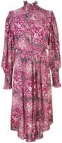 Etoile Isabel Marant paisley print midi dress