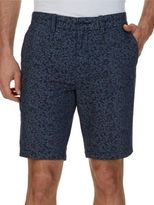 Nautica Printed Four-Pocket Shorts