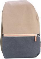 Côte&Ciel - multi-touch cargo canvas backpack - unisex - Cotton - One Size