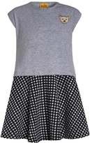 Steiff SPORTY Jersey dress softgrey melange