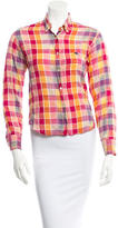 Etro Button-Up Top