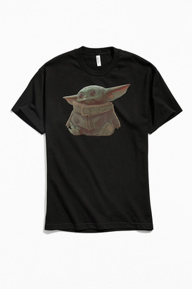 Urban Outfitters Star Wars Mandalorian Portrait Tee