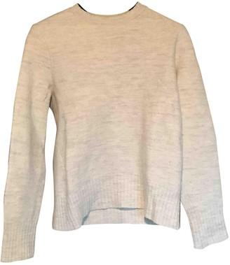 Celine White Wool Knitwear for Women