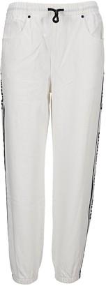 Alexander Wang Logo Tape Jogger Pants