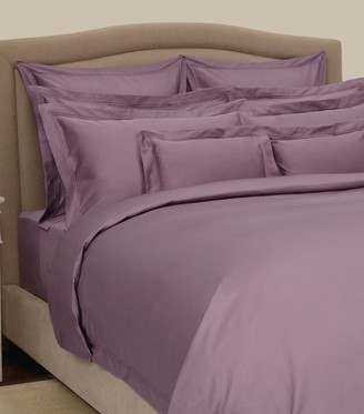 Yves Delorme Triomphe Double Fitted Sheet (135cm x 190cm)
