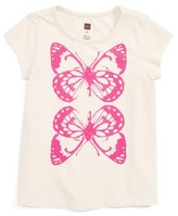Tea Collection Toddler Girl's Canberra Tee