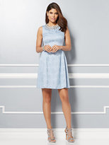 New York & Co. Eva Mendes Collection - Maria Jacquard Dress