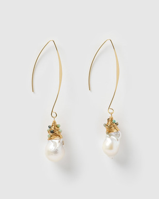 Miz Casa and Co - Women's Earrings - Nadia Drop Earrings - Size One Size at The Iconic