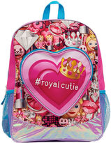 Asstd National Brand Emojiland Royal Cutie Backpack
