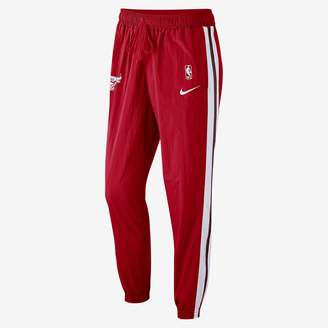 Nike Men's NBA Tracksuit Pants Chicago Bulls