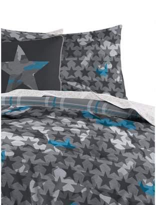 DKNY Camo 4-Piece Duvet Cover Set