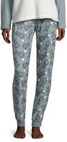 Asstd National Brand Bunny Plush Pajama Set-Juniors
