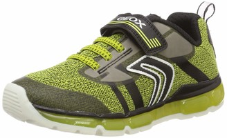 Geox J Android A Boy's Low-Top Sneakers