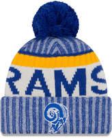 New Era Boys' Los Angeles Rams Sport Knit