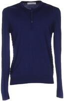 Grey Daniele Alessandrini Sweaters - Item 39748355