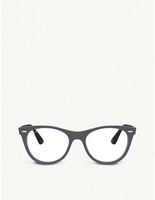 Ray-Ban RX2185V Wayfarer II acetate eyeglasses