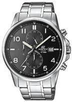 Edifice Casio Men's Analogue Quartz Watch with Stainless Steel Bracelet EFR-505D-1AVEF