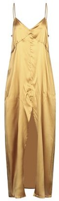 Messagerie Long dress