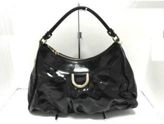 Gucci Hobo Black Patent leather Handbags