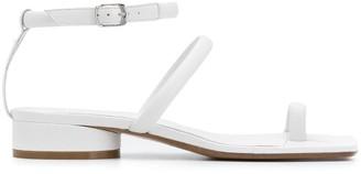 Maison Margiela Tabi open toe sandals