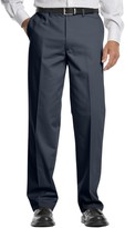 Lee Men's Stain-Resist Casual Relaxed-Fit Flat-Front Pants