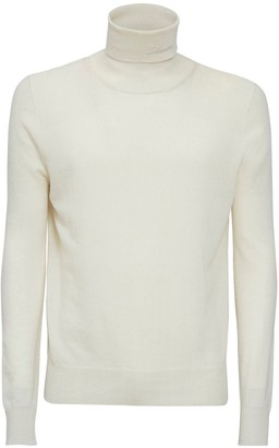 Amiri Embroidered Wool & Cashmere Sweater