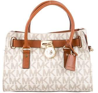 bbb6177f5f308b MICHAEL Michael Kors Brown Tan Leather Handbags - ShopStyle