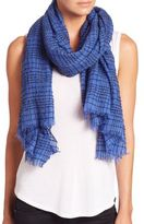 Tilo Check Baby Wool Scarf
