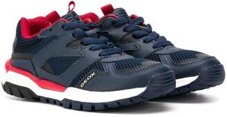 Geox Kids Tuono low-top sneakers