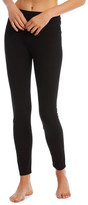S.O.H.O New York Wool & Bamboo Thermal Legging in Black