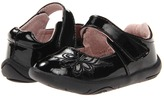 pediped Jane Grip 'n' Go (Black Patent Leather) Girls Shoes