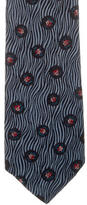 Paul Smith Floral Woven Tie