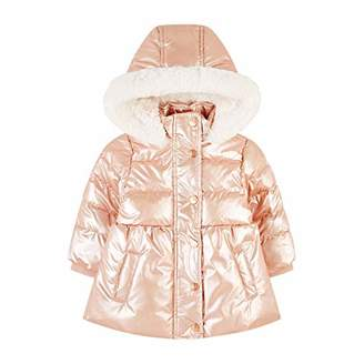 Mothercare Baby Flow Padded Coat Plain,(Size:62)