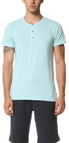 Sol Angeles Sol Essentials Short Sleeve Henley