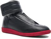 Maison Margiela Leather Future High Tops