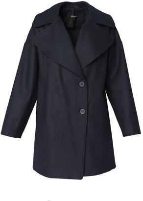 Framboise Linette Oversized Short Coat
